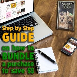 BUNDLE Other - How to BUNDLE & SAVE $ (Read all Pages)🛒